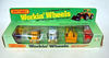 Workin' Wheels Giftset 1983