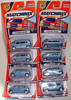 "VW Microbus ""New York 8er Set"